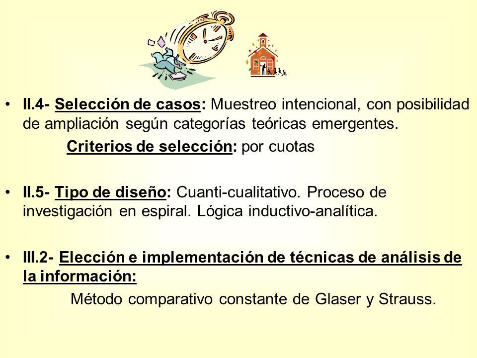 III.3- Rol del investigador: implicado en el objeto de investigación al momento de realizar la observación participante y tomando cierta distancia en las instancias de observación no participante.