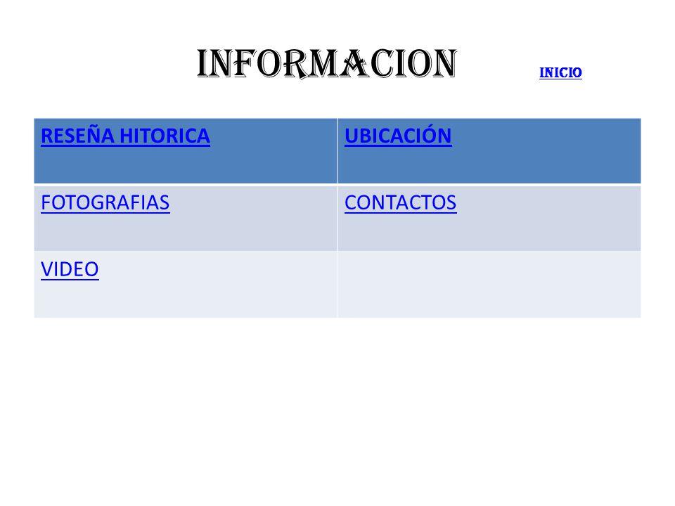 ATRÁSATRÁS INFORMACION PINTOREZCA CALLE DE LA VILLA 25 DE MAYO EN OTOÑOINFORMACION