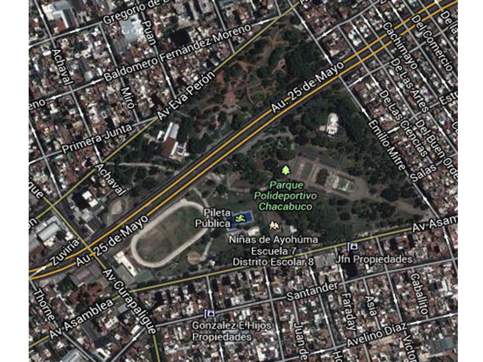En la actualidad, hubo algunas reformas, que cambiaron mucho la estética del parque.