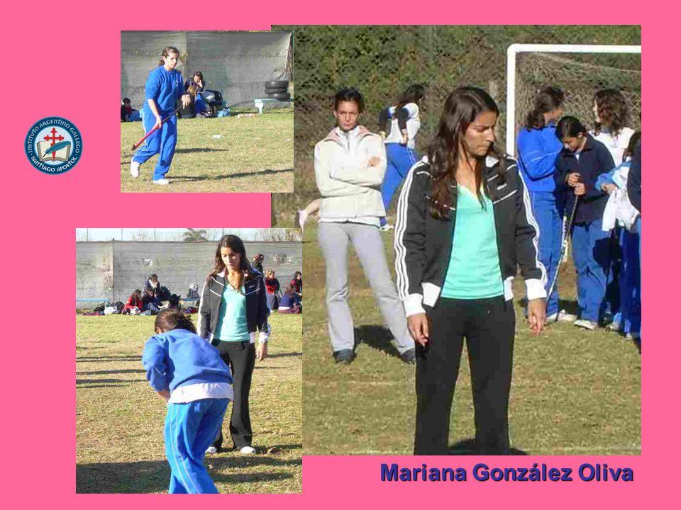 Mariana González Oliva