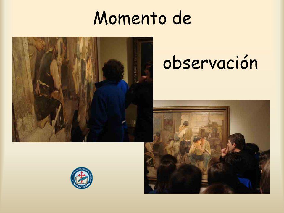 Momento de observación