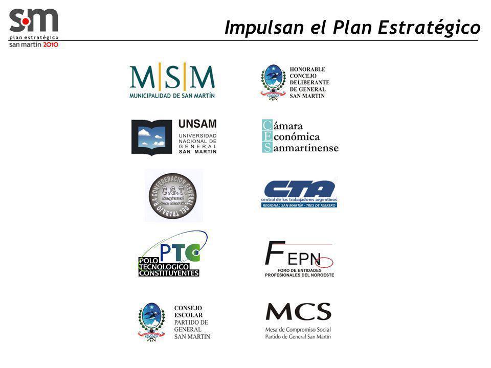 Impulsan el Plan Estratégico
