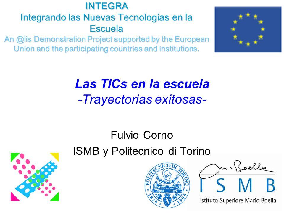 @LIS Day, 28/09/20062 Objetivos Presentar estructura general de un proceso de experimentación / introducción de las TIC en la escuela Identificar los procesos críticos para el éxito –a partir de la experiencia de INTEGRA –a partir de experiencias de otros países Analizar motivaciones para el cambio