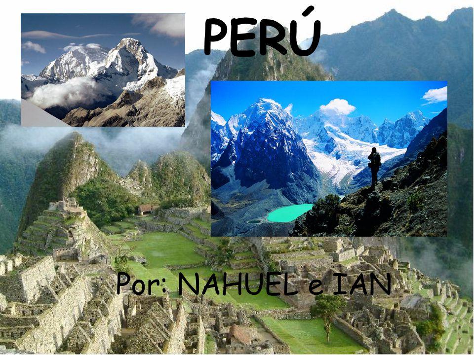 Ubicación Ubicación: centro de Sudamérica.Limita con Ecuador, Colombia, Chile, Bolivia, Brasil y océano Pacifico