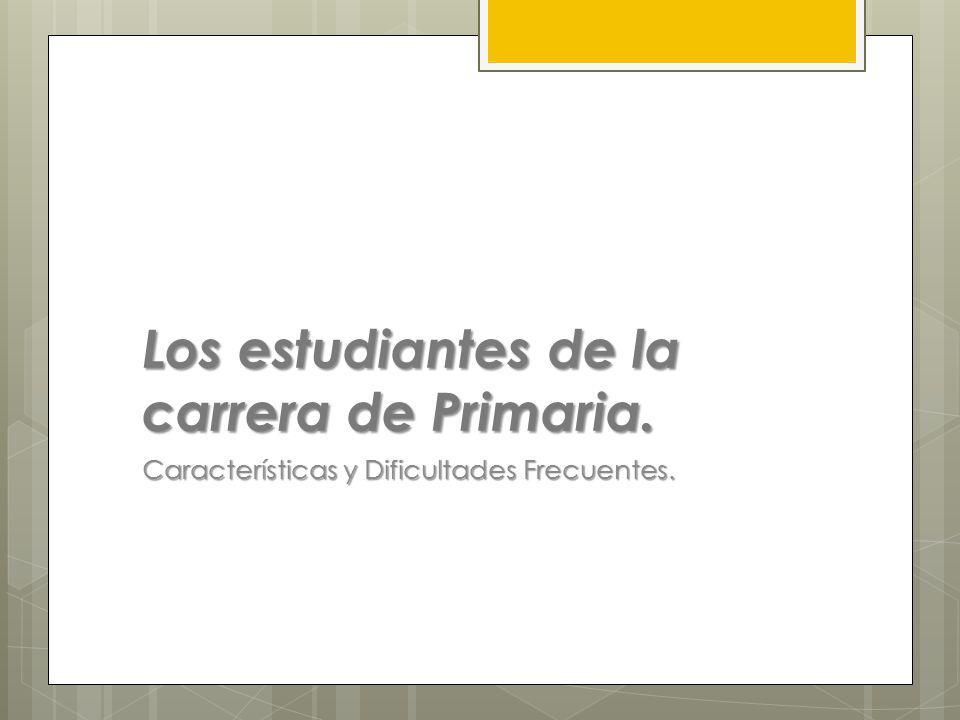 Características de la muestra Características de la muestra : Las encuestas se aplicaron a un total de 131 estudiantes de la carrera de Inicial, distribuidos de la siguiente manera: Primer año: 53 estudiantes.