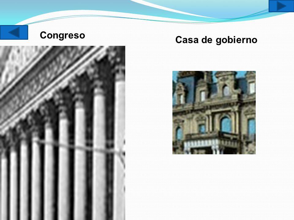 Congreso Casa de gobierno