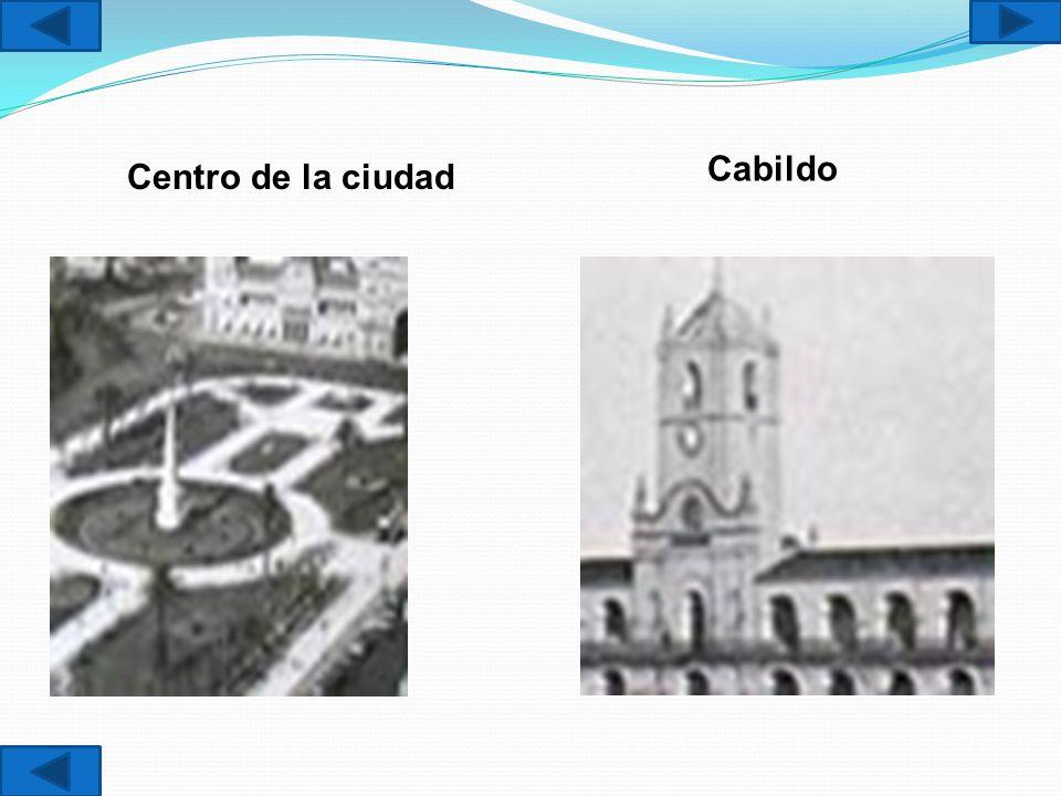 Centro de la ciudad Cabildo