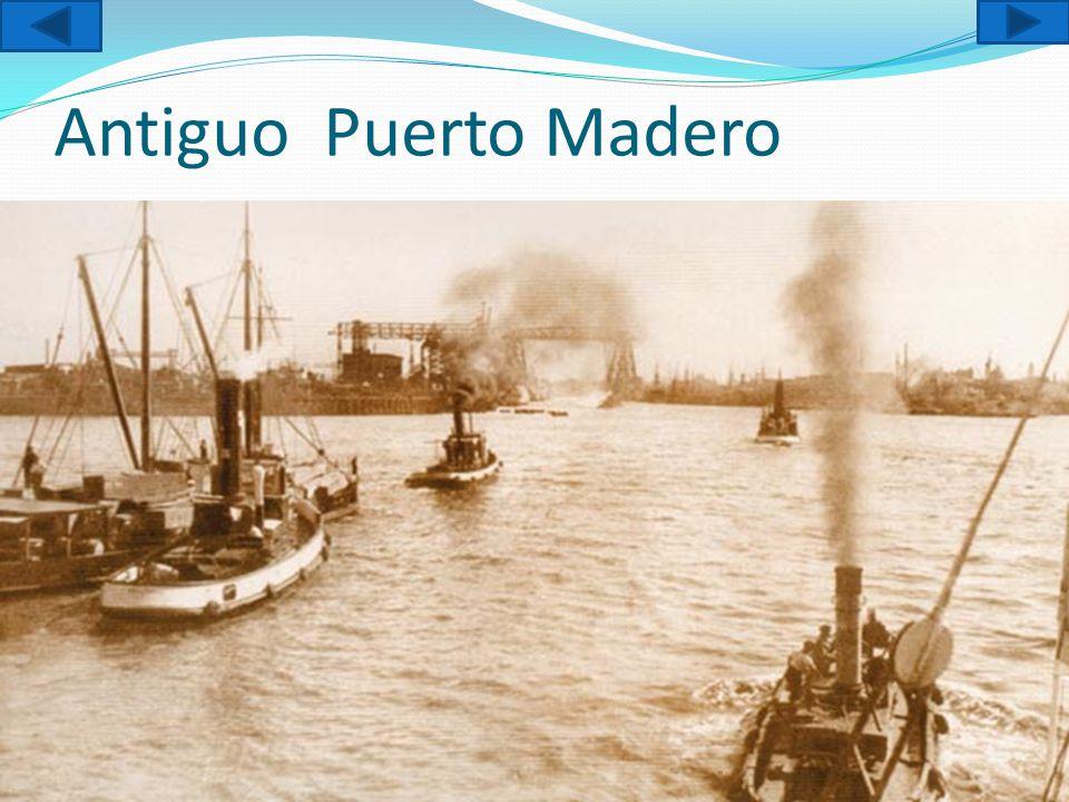 Antiguo Puerto Madero