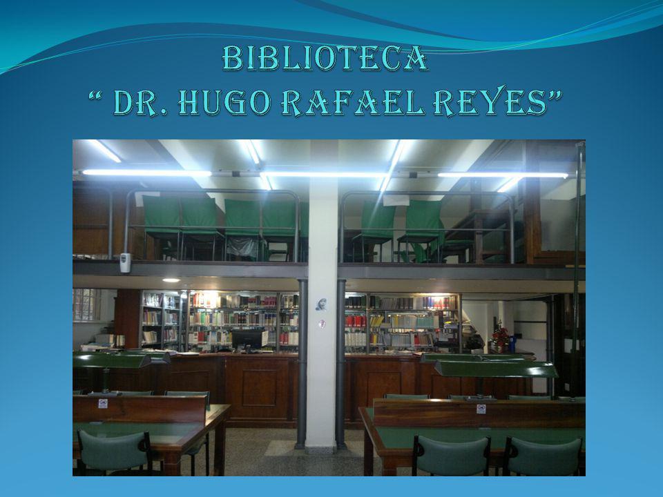 Biblioteca Dr.Hugo Rafael Reyes Lavalle Nº 333 – San Salvador de Jujuy Tel.