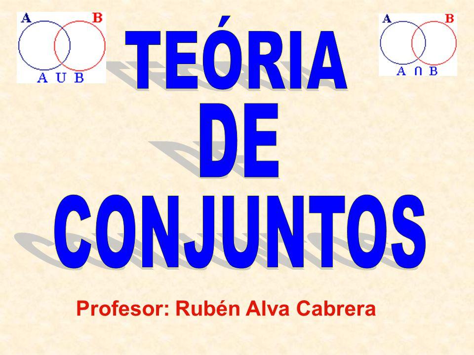 Profesor: Rubén Alva Cabrera