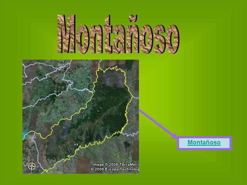 Montañoso