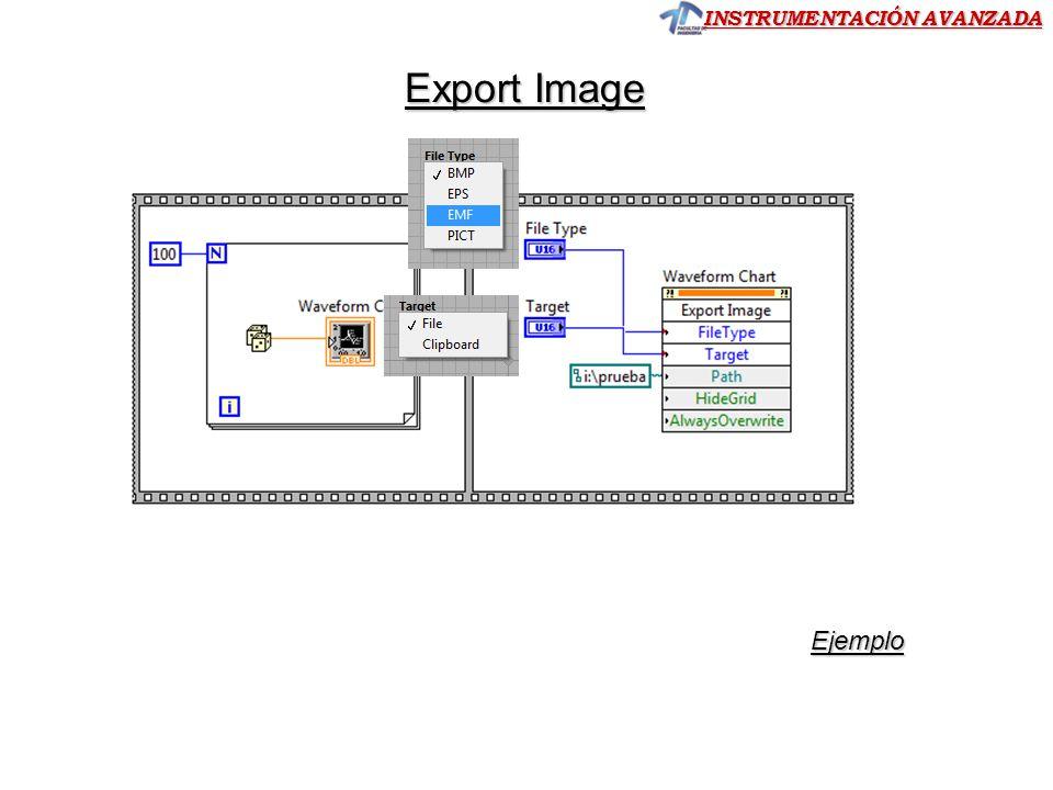Export Image Ejemplo