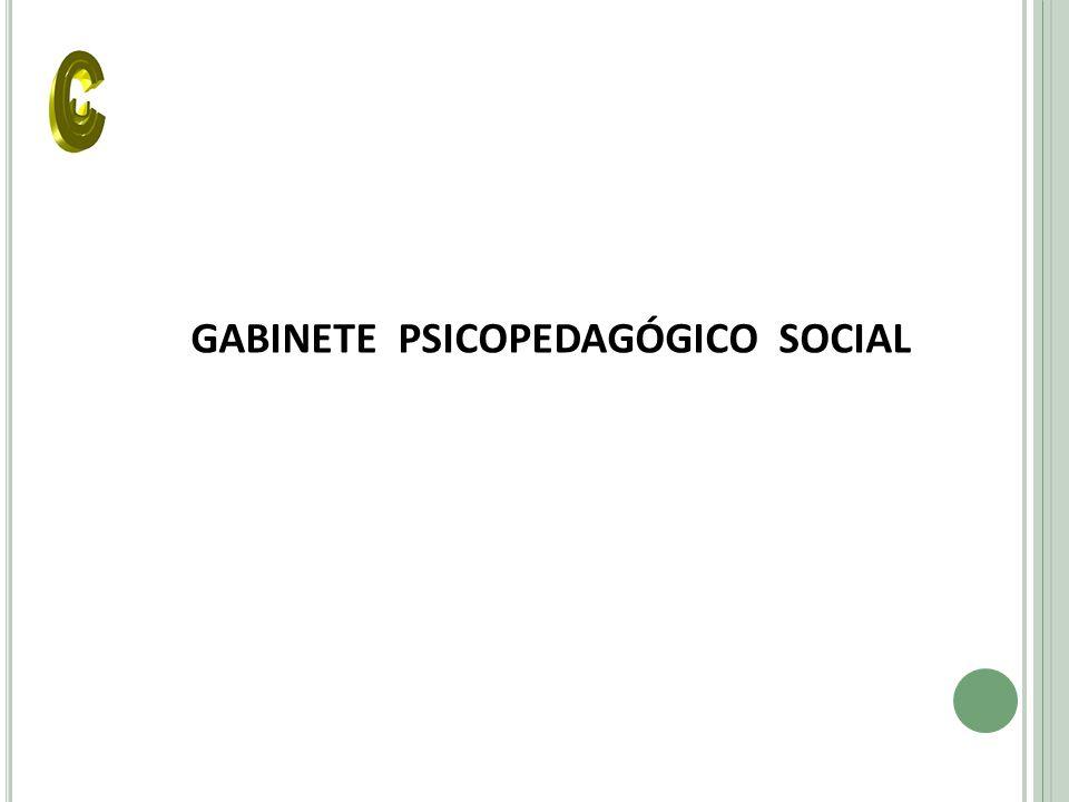 GABINETE PSICOPEDAGÓGICO SOCIAL