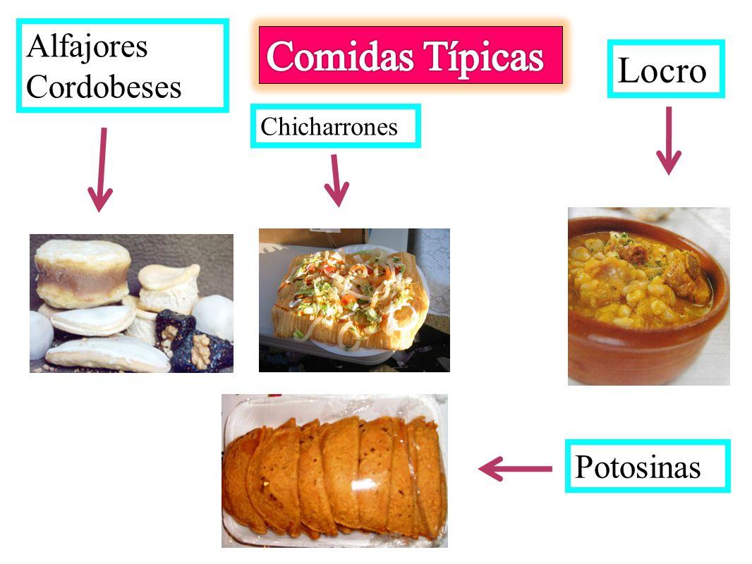 Alfajores Cordobeses Locro Chicharrones Potosinas
