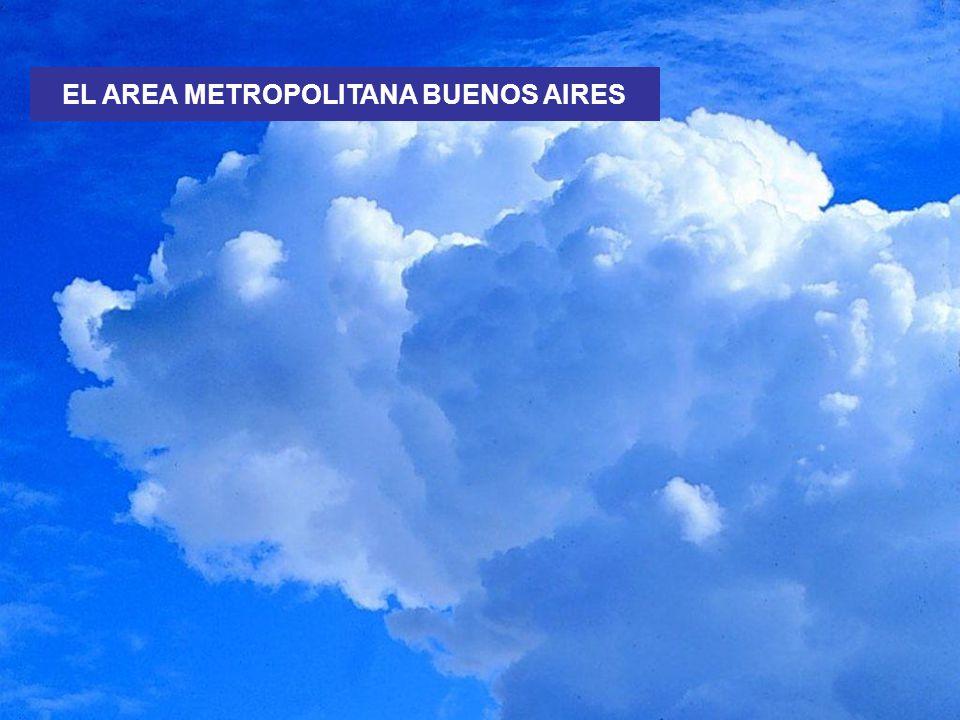 EL AREA METROPOLITANA BUENOS AIRES