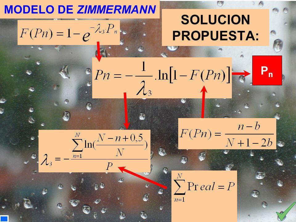 SOLUCION PROPUESTA: PnPn MODELO DE ZIMMERMANN