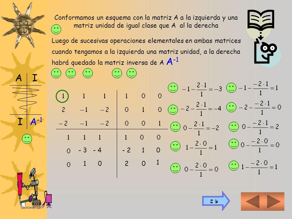 2 a) El teorema de Cramer se aplica en el siguiente razonamiento Si de manera que en el sistema de ecuaciones donde la matriz de coeficientes es orden