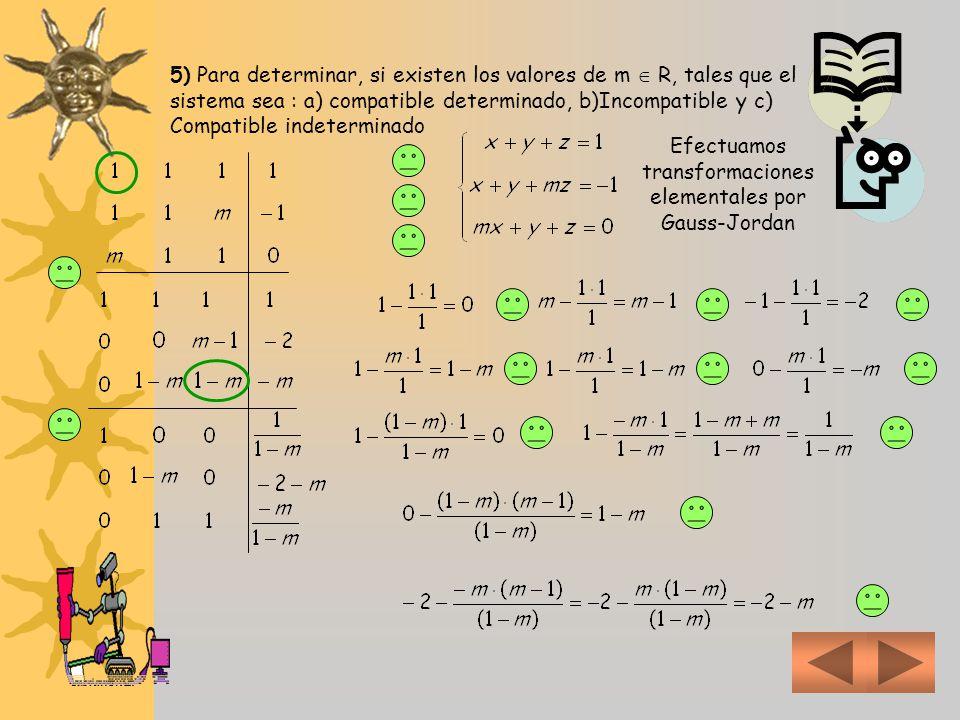 Recomponemos el sistema de ecuaciones, proponiendo un sistema de ecuaciones equivalente del nuevo sistema podemos despejar x en función de z e y en fu