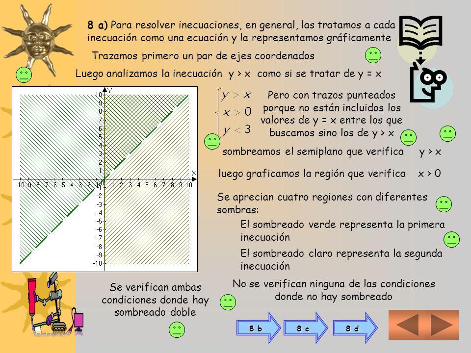 7 b) Si el sistema tiene menos ecuaciones que incógnitas y además es homogéneo Por ser homogéneo, sabemos que los rangos no pueden ser diferentes, lue