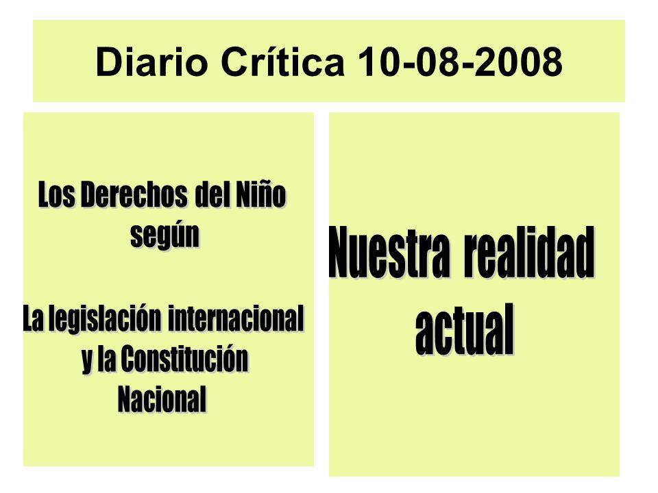 Diario Crítica 10-08-2008