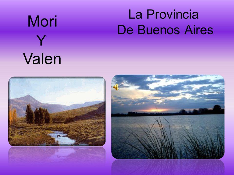La Provincia De Buenos Aires Valen Y Mori