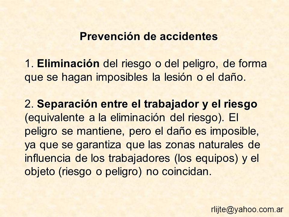 Prevención de accidentes 1.