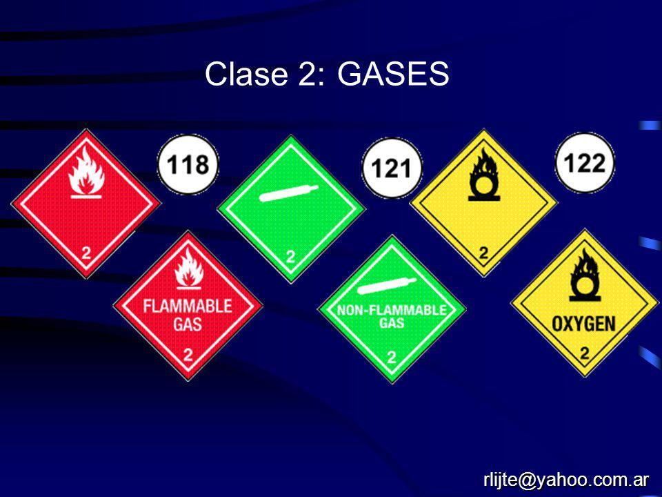 Clase 1: EXPLOSIVOS rlijte@yahoo.com.ar