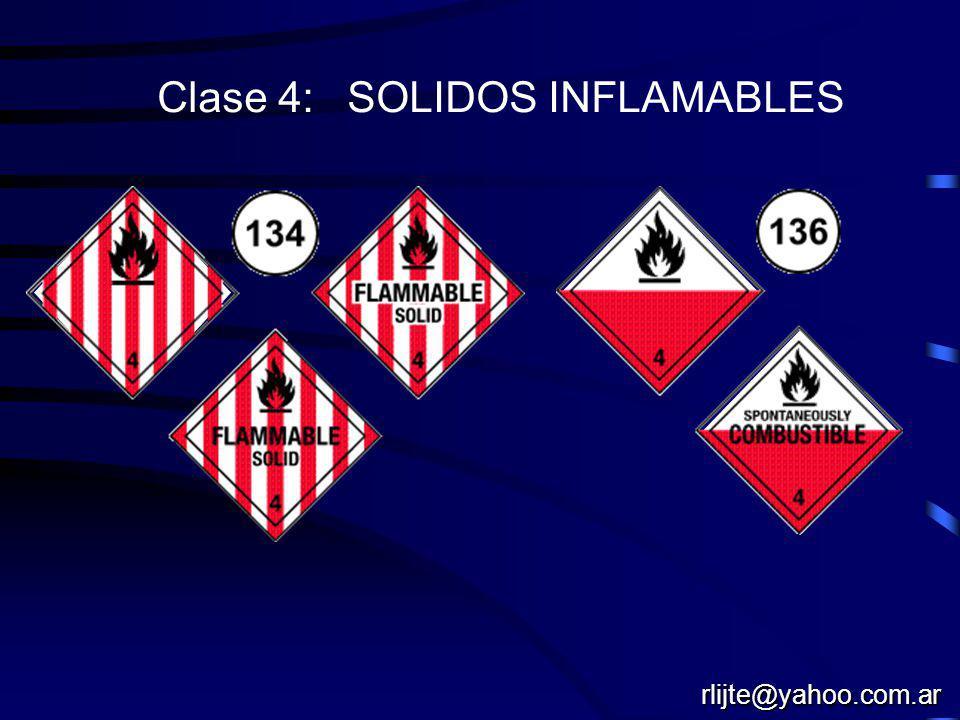 Clase 3:LIQUIDOS INFLMAMABLES rlijte@yahoo.com.ar