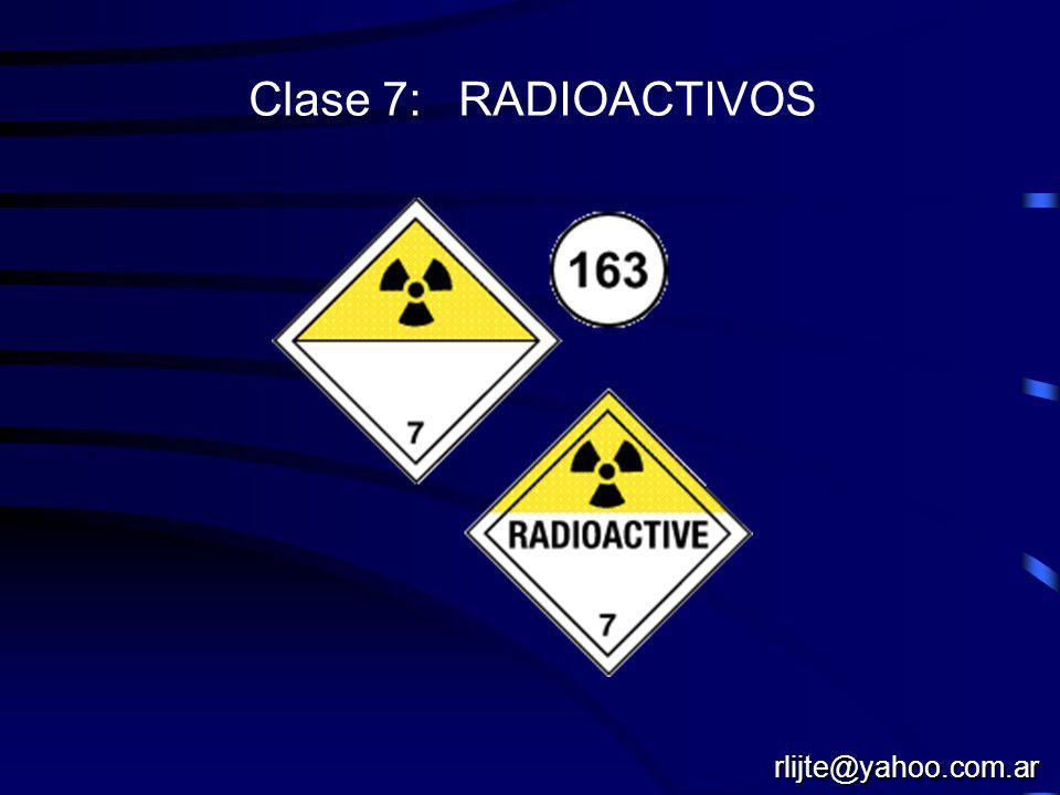 Clase 6: TOXICOS - INFECCIOSOS rlijte@yahoo.com.ar