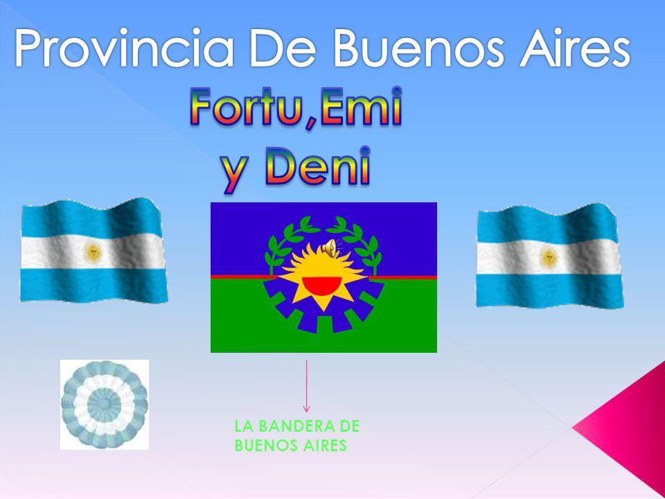 LA BANDERA DE BUENOS AIRES