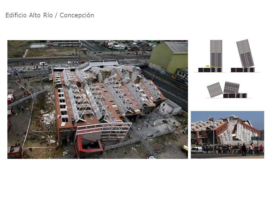 Edificio Alto Río / Concepción