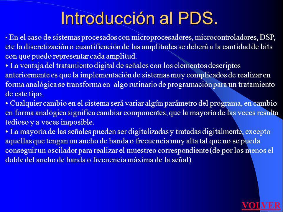 Introducción al PDS.