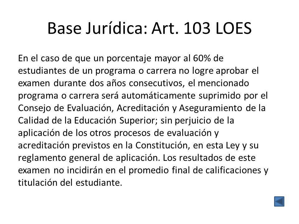 Base Jurídica: Art.