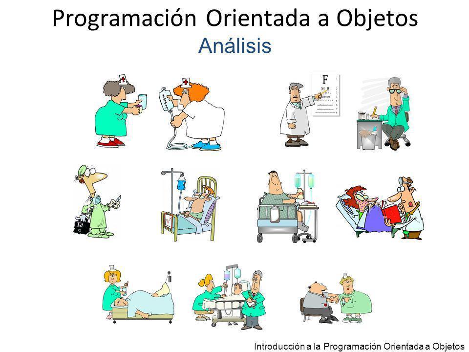 Introducción a la Programación Orientada a Objetos La interface de una clase La programación orientada a objetos propone que la interface de una clase esté constituida únicamente por un conjunto de servicios.