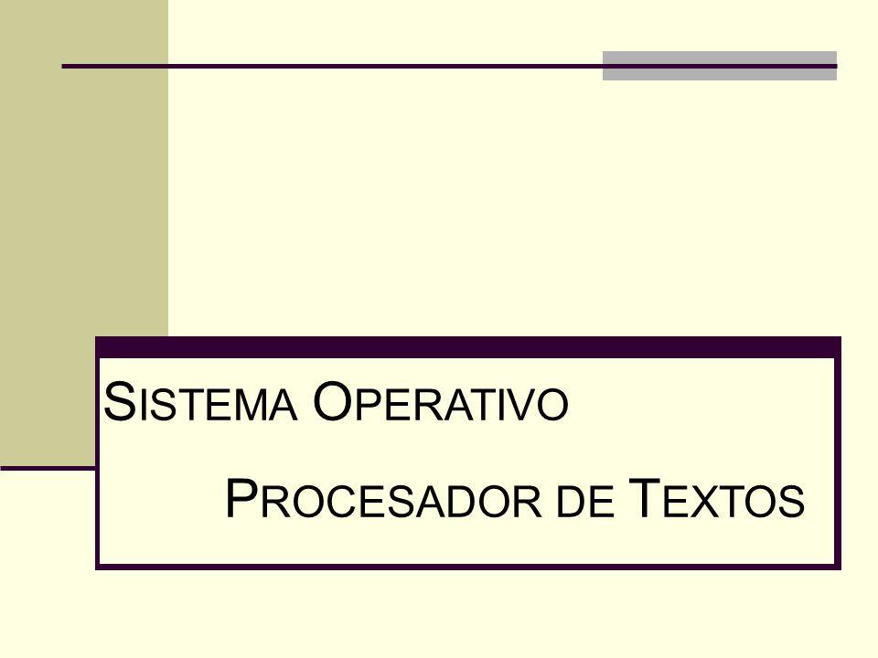 SOFTWARE El primer elemento de un sistema de computación es el hardware (equipamiento).