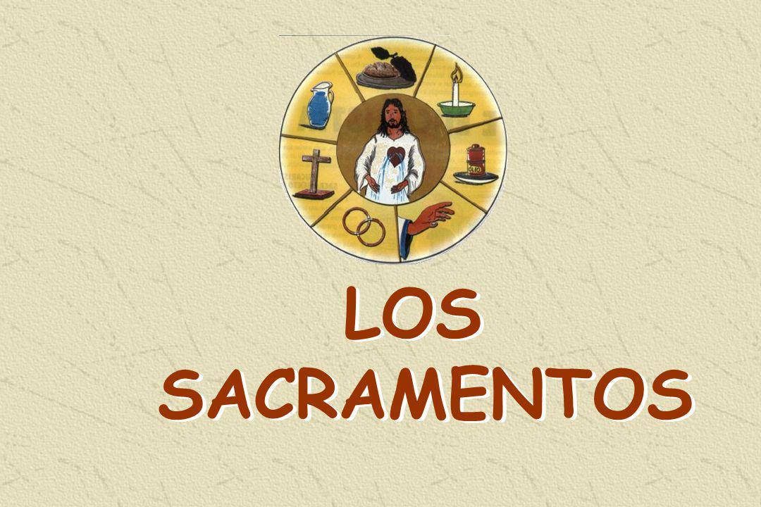Los sacramentos instituidos por Cristo tienen la tremenda fuerza de contener realmente lo que significan, por ejemplo: El Bautismo no sólo simboliza la purificación y la limpieza interior, sino que efectivamente la produce.
