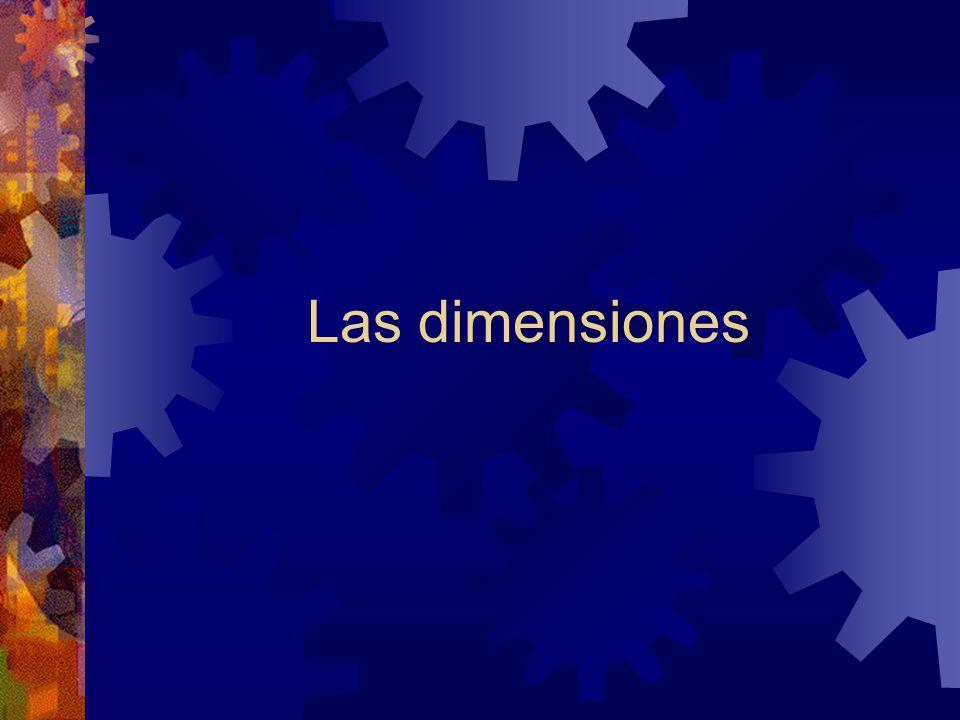 Dimensiones (independientes) Condicionantes Socioeconómicos Condicionantes jurídico-políticos Condicionantes ideológicos y culturales
