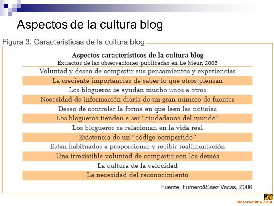 victorsolano.com Aspectos de la cultura blog