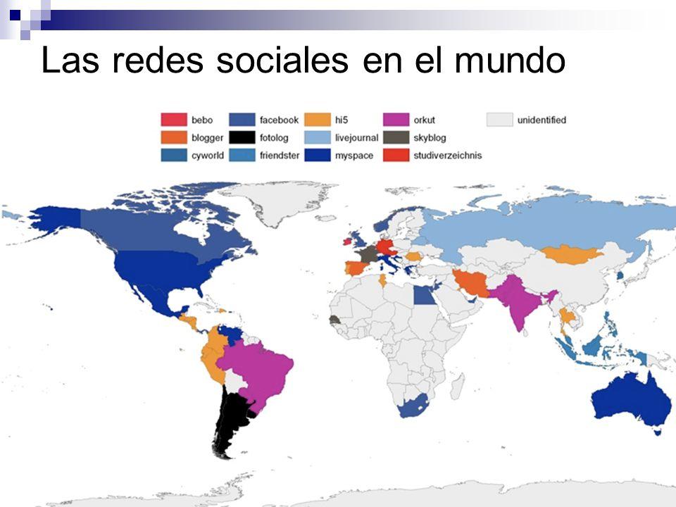 victorsolano.com Las redes sociales en el mundo