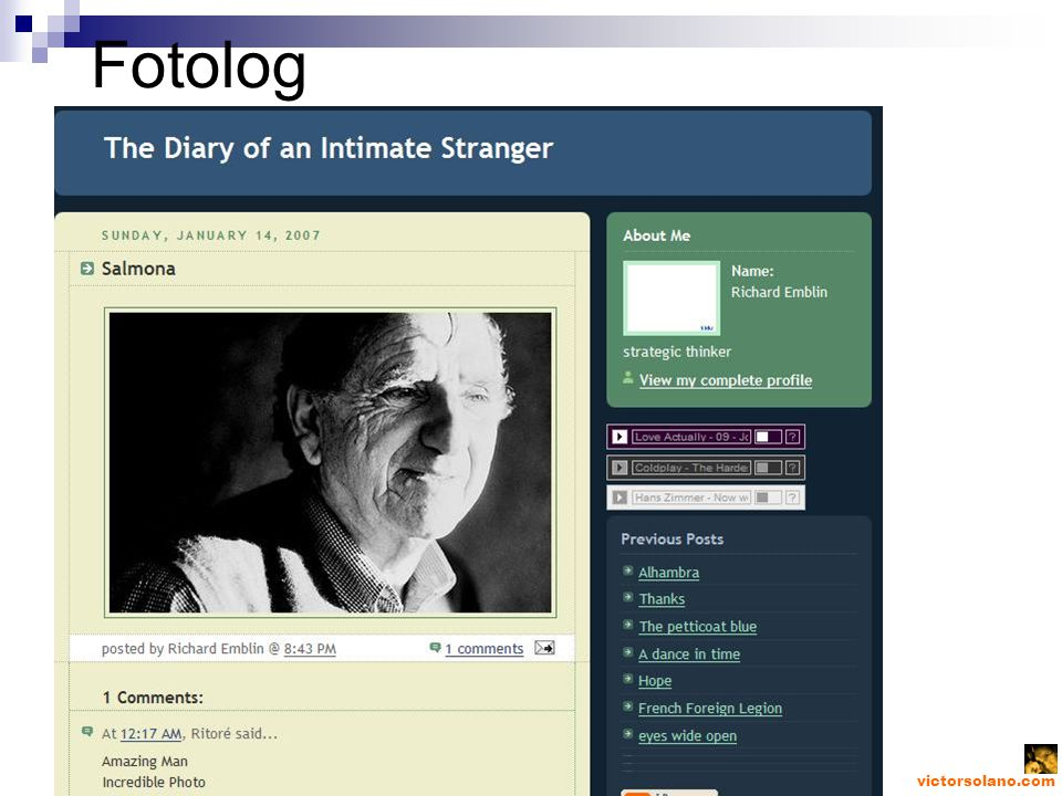 victorsolano.com Fotolog