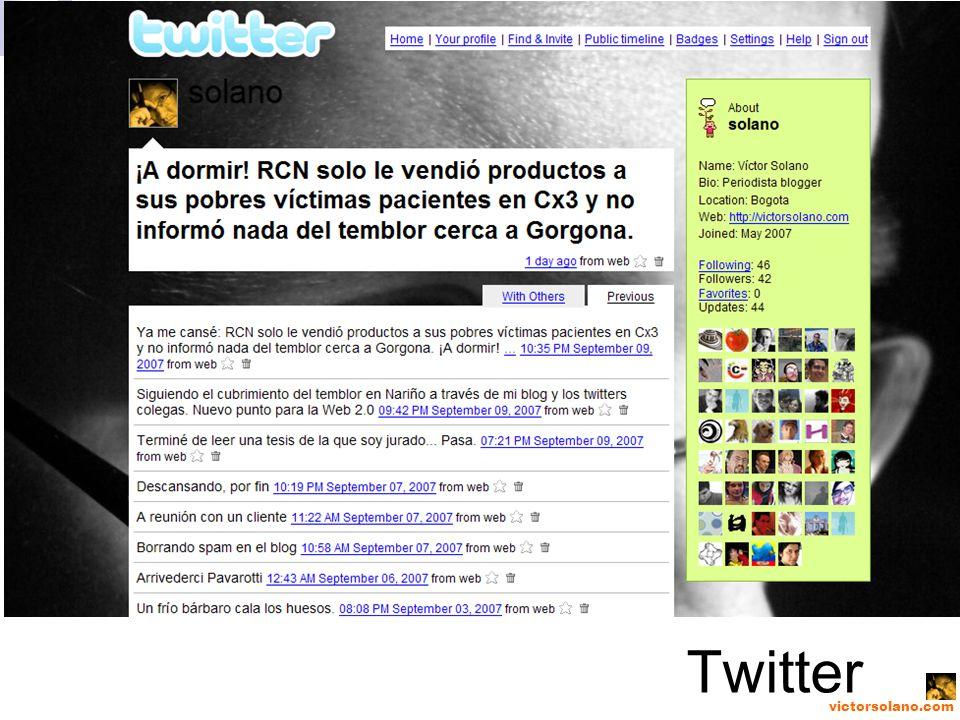 victorsolano.com Twitter