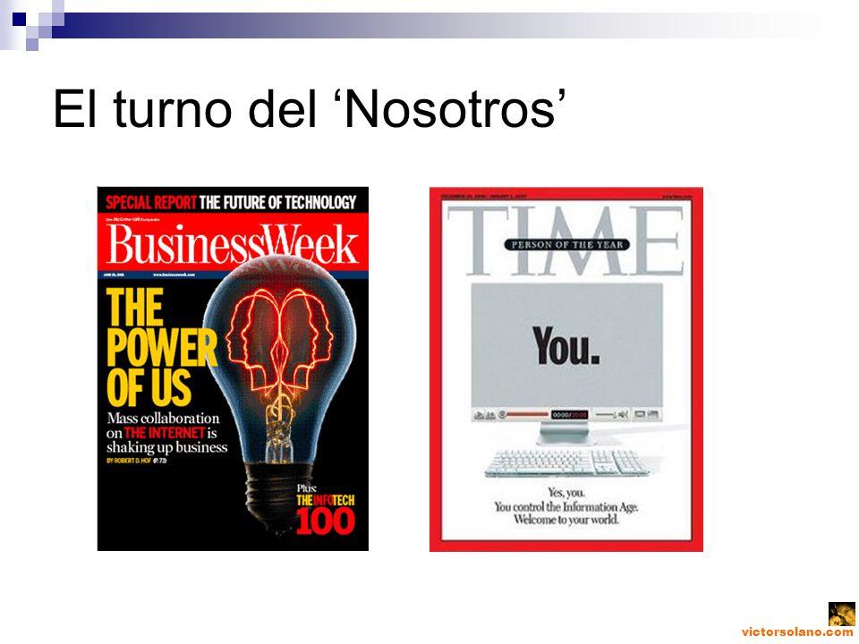 victorsolano.com El turno del Nosotros
