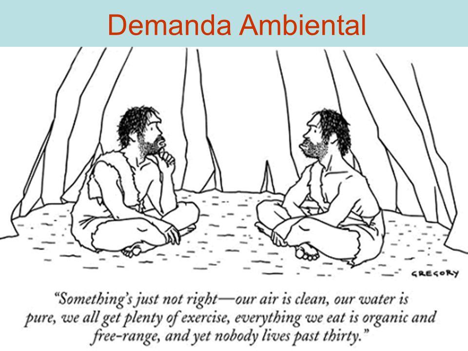 Demanda Ambiental