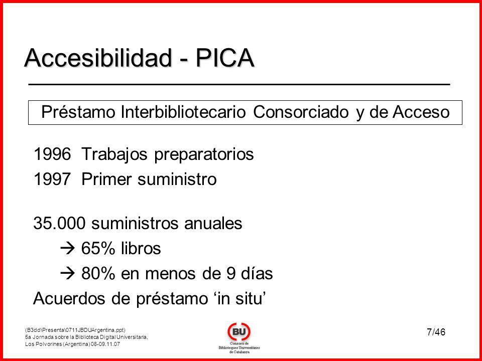 (B3dd\Presenta\0711JBDUArgentina.ppt) 5a Jornada sobre la Biblioteca Digital Universitaria, Los Polvorines (Argentina) 08-09.11.07 38/46 - Formatos PDF, JPG o URL - Recomendaciones sobre el tamaño, condiciones de seguridad, nombre del archivo, etc.