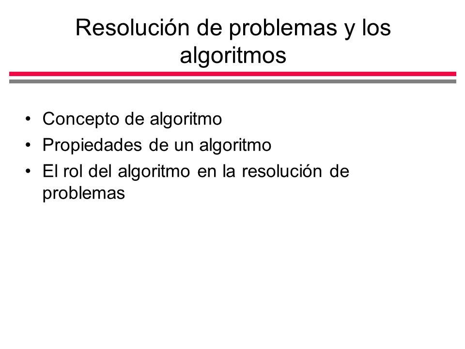 Diseño de algoritmos (XII) Especificación del algoritmo: pseudocódigo (II) Las acciones y las estructuras de control se representan en el pseudocódigo con palabras similares a las utilizadas en los lenguajes de programación estructurada pero independientes de cualquier lenguaje.