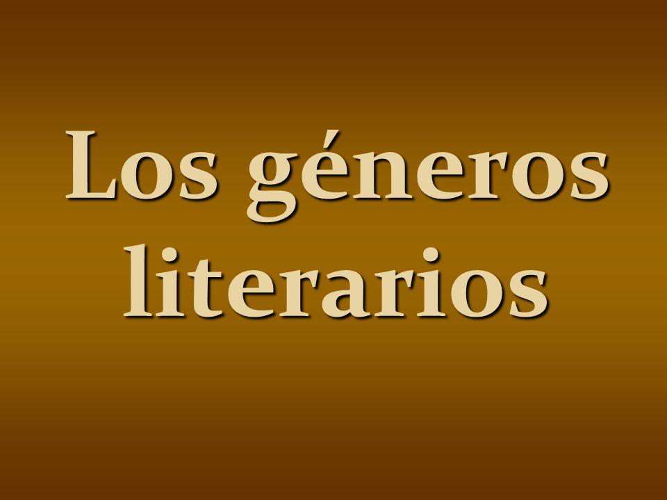 La importancia de estudiar los géneros literario para legar a una comprensión adecuada de la Sagrada Escritura.