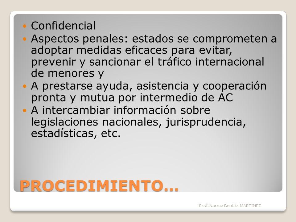 Jurisdicción internacional Directa Juez competente: 1.