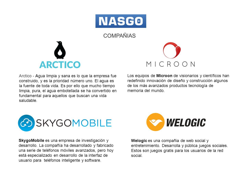 SkygoMobile es una empresa de investigación y desarrollo. La compañía ha desarrollado y fabricado una serie de teléfonos móviles avanzados, pero hoy e