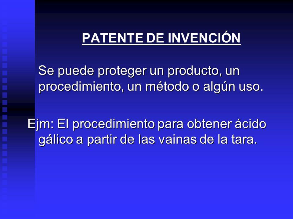 PREGUNTAS ¿Qué modalidades existen para proteger una invención? - Patente de invención - Patente de modelo de utilidad - Secreto Industrial