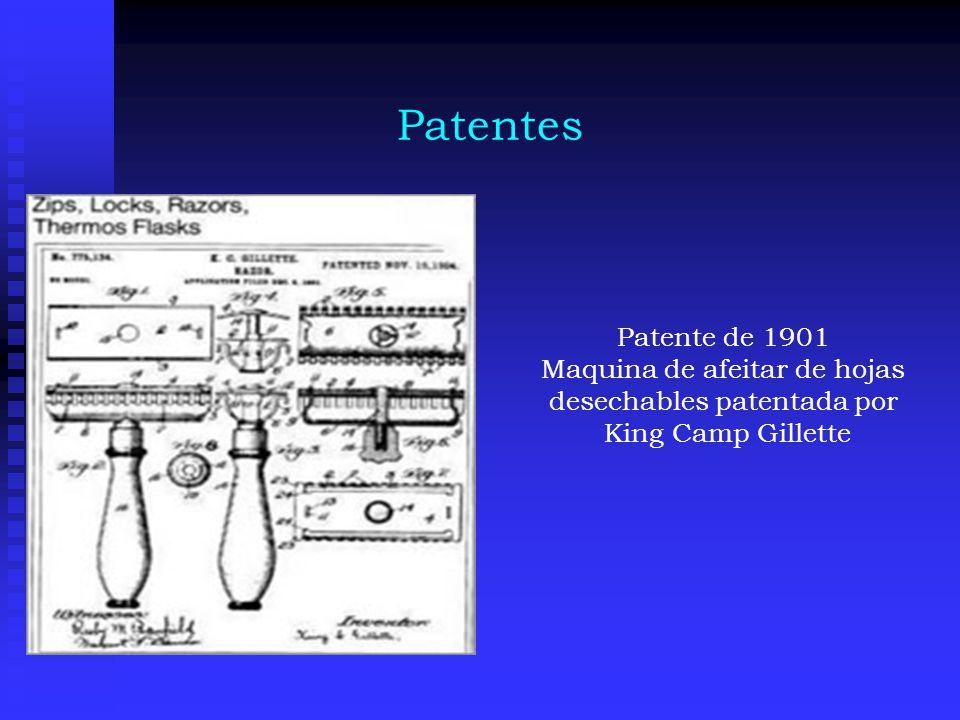 Patentes Patente 1879 Bombilla eléctrica patentada por T.A. Edison